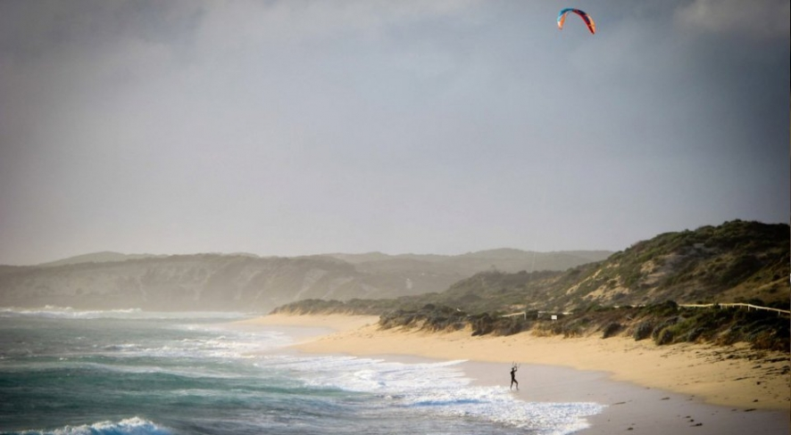 Kite Surfing Margaret River