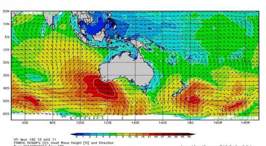 Storm Surfers Race to Margaret River
