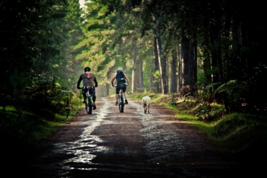 Things to do on a rainy day. Come ride the Margaret River trails.
