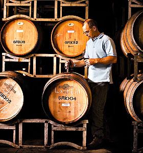 Fraser Gallop Estate Chief Winemaker Clive Otto