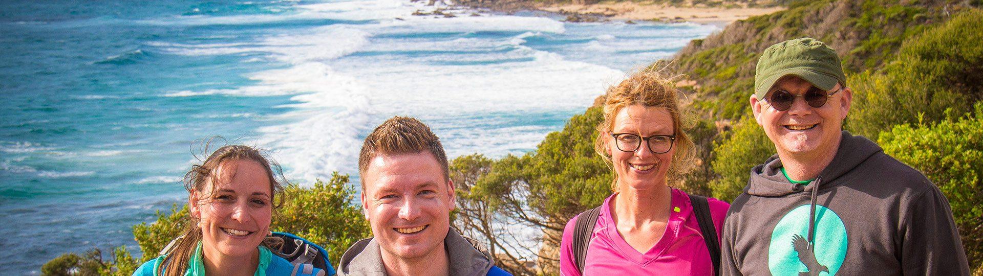 Guided Cape to Cape adventure