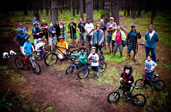 New Mountain Bikes trails for Margaret River!