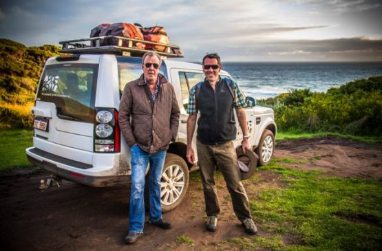 Jeremy Clarkson on the Margaret River Discovery Tour!