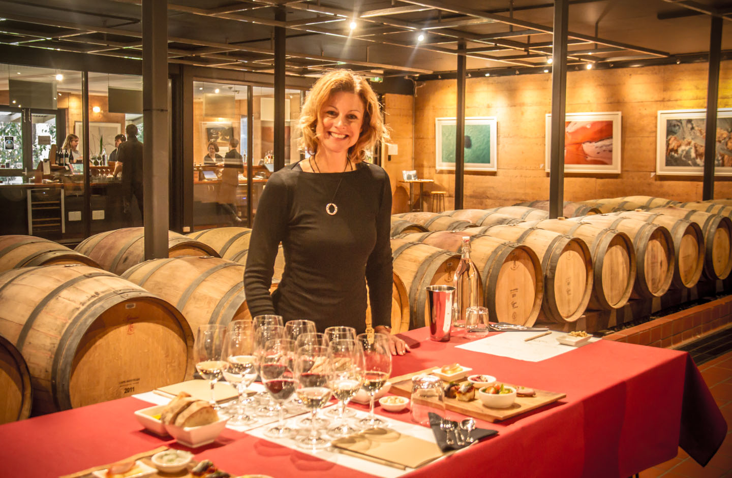 Margaret River Food and wine matching experience Best of the Best Wine Tour