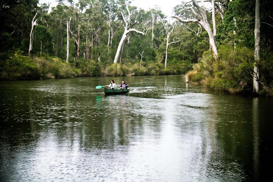Margaret River Sunset Canoe Tour 3