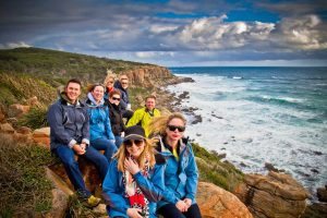 Wilyabrup Cliffs on the Margaret River Discovery Tour