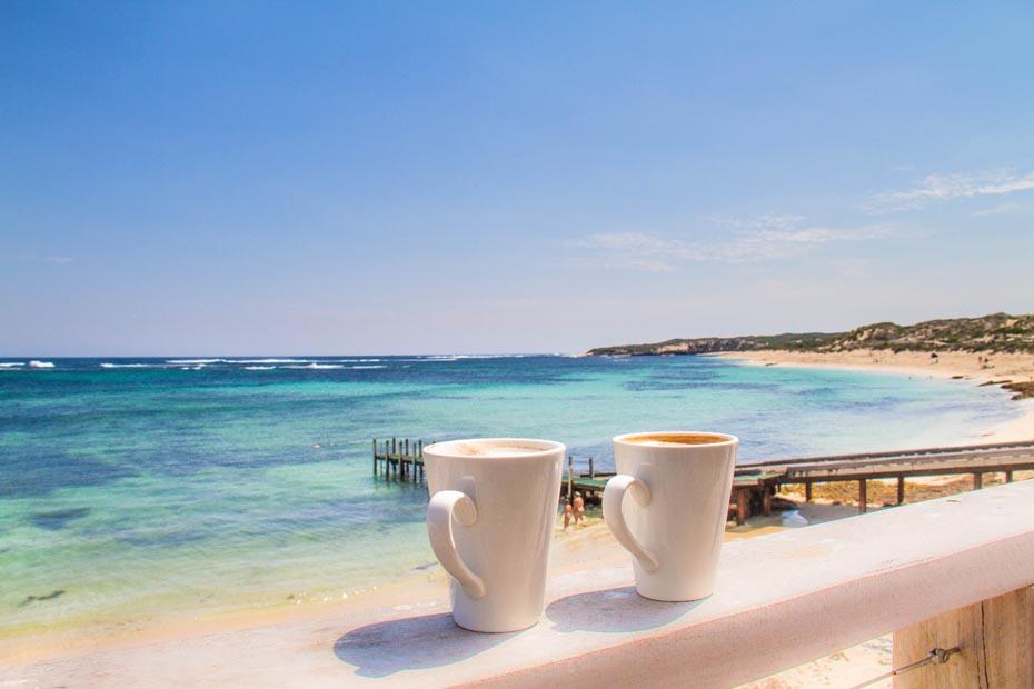 Cape to cape coffee break