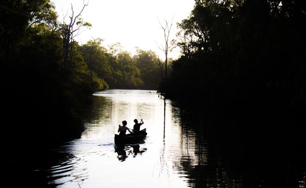 Margaret River Sunset Canoe Tour 2
