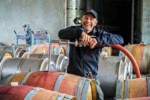 Meet one of Australia's most respected winemakers- Clive Otto