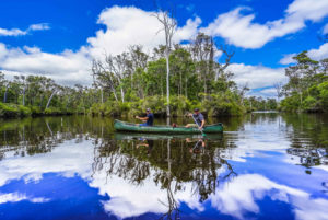 You haven't experienced the real Margaret River until you've canoed it!