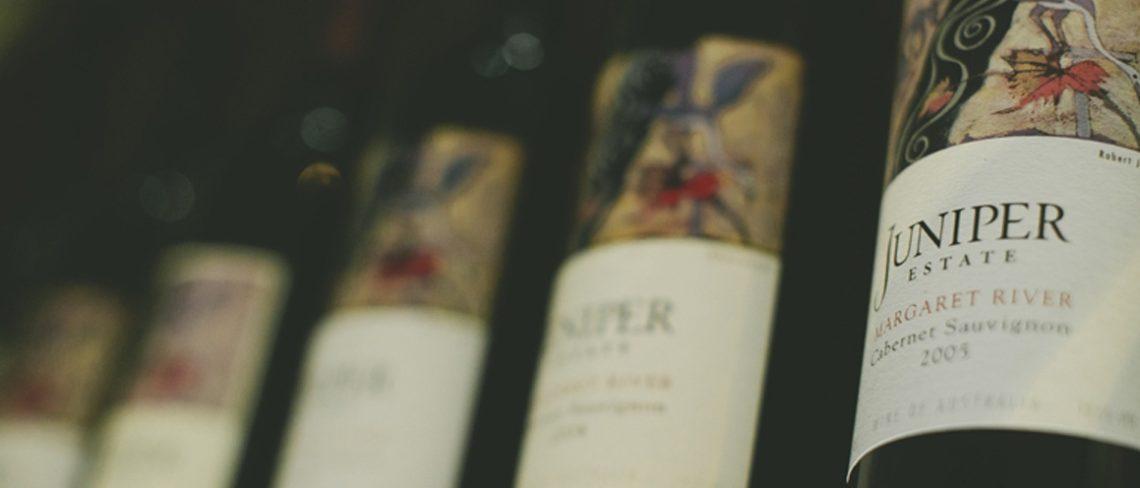 Juniper Estate Cabernet Sauvignon wine of Provenance award 2016