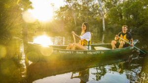 canoe adventure tours margaret river